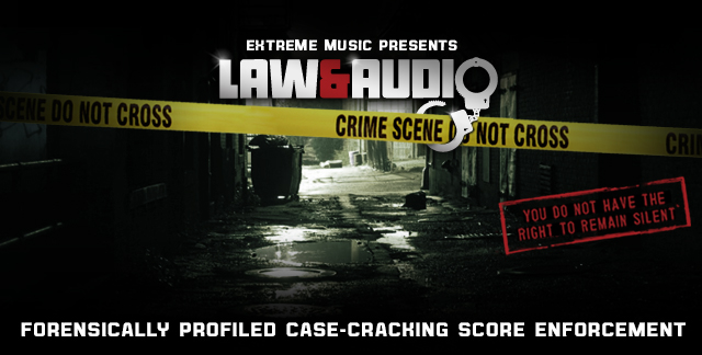 Art for LAW & AUDIO.